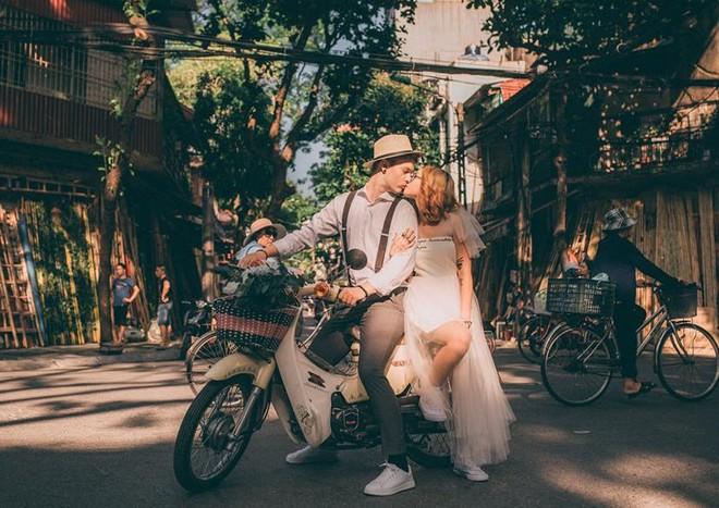 Chuyện tình nóng MXH: Chàng trai Đức bỏ dở tương lai quyết sang Việt Nam cưới cô gái tình cờ quen khi hỏi đường đến quán bia - Ảnh 9.