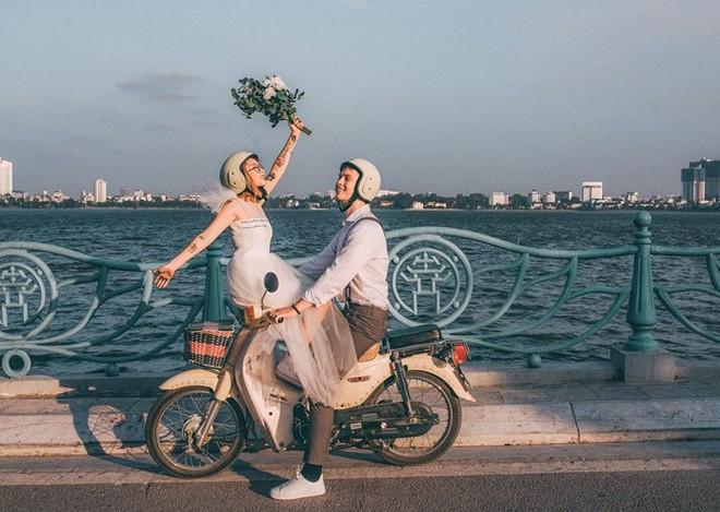 Chuyện tình nóng MXH: Chàng trai Đức bỏ dở tương lai quyết sang Việt Nam cưới cô gái tình cờ quen khi hỏi đường đến quán bia - Ảnh 8.