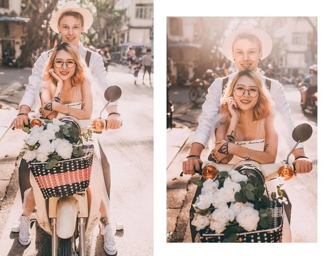 Chuyện tình nóng MXH: Chàng trai Đức bỏ dở tương lai quyết sang Việt Nam cưới cô gái tình cờ quen khi hỏi đường đến quán bia - Ảnh 3.
