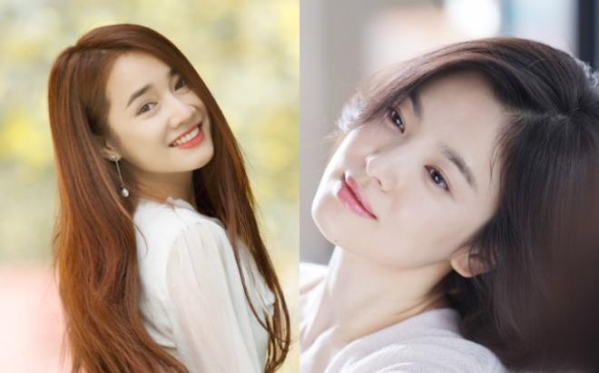 Nhan sắc Song Hye Kyo và nữ chính tin đồn Hậu Duệ Mặt Trời Nhã Phương: Chưa nhận vai đã bị đặt lên bàn cân - Ảnh 26.