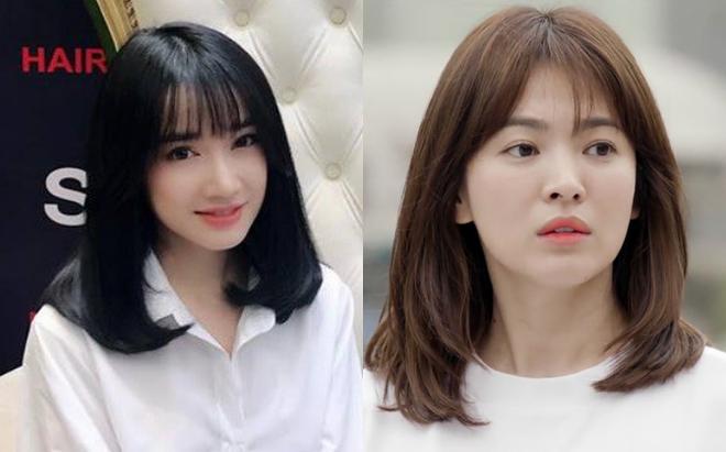 Nhan sắc Song Hye Kyo và nữ chính tin đồn Hậu Duệ Mặt Trời Nhã Phương: Chưa nhận vai đã bị đặt lên bàn cân - Ảnh 27.
