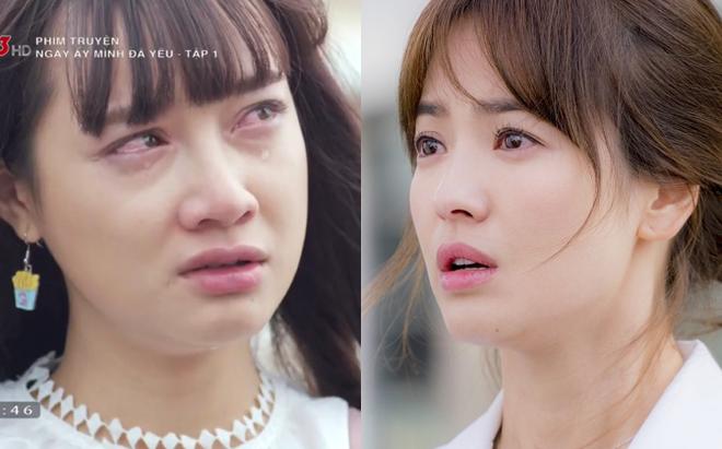 Nhan sắc Song Hye Kyo và nữ chính tin đồn Hậu Duệ Mặt Trời Nhã Phương: Chưa nhận vai đã bị đặt lên bàn cân - Ảnh 28.