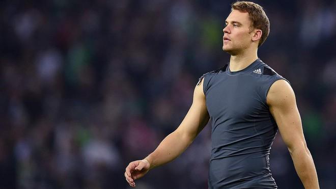 Triệu trái tim tan vỡ vì trai đẹp của đội tuyển Đức - Manuel Neuer đã là chồng người ta rồi! - Ảnh 1.