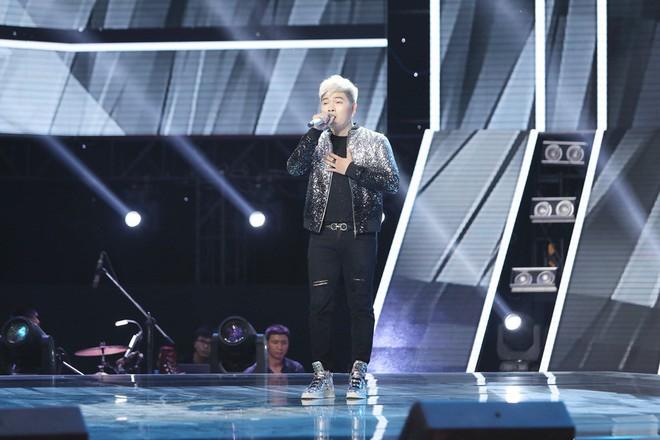 Lam Trường - Noo Phước Thịnh ngồi bệt trên sân khấu, Thu Phương dùng thủ đoạn để giành cô gái xinh đẹp - Ảnh 16.