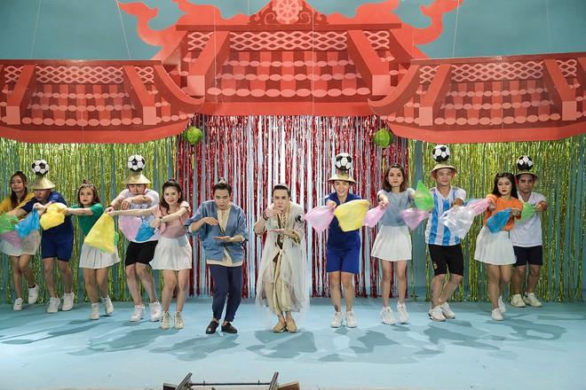 Á quân Sing my song rủ rê Huỳnh Lập bài trừ mê tín dị đoan - Ảnh 11.