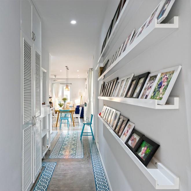 Ngôi nhà một tầng mang hương biển đẹp như mơ khiến cặp vợ chồng trẻ sẵn sàng bỏ phố về ngoại ô Sài Gòn - Ảnh 7.