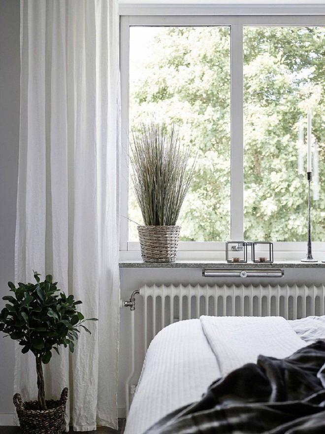 Căn hộ 1 phòng ngủ với hai gam màu đơn giản nhưng lại khiến bạn không thể rời mắt - Ảnh 10.