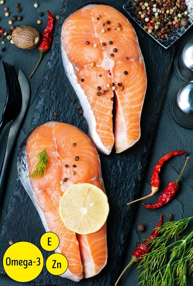 17 thực phẩm bảo vệ da, chống lão hóa và cho bạn làn da sáng, khỏe mạnh - Ảnh 1.