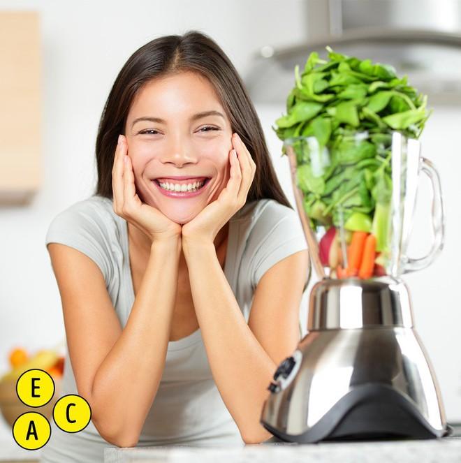17 thực phẩm bảo vệ da, chống lão hóa và cho bạn làn da sáng, khỏe mạnh - Ảnh 11.