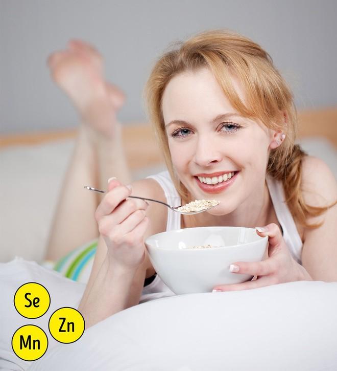 17 thực phẩm bảo vệ da, chống lão hóa và cho bạn làn da sáng, khỏe mạnh - Ảnh 16.