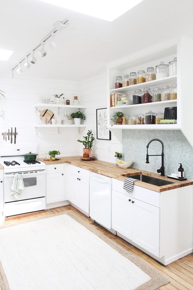 Ngắm căn bếp này sau cải tạo, nhiều người phải thốt lên vịt hóa thiên nga - Ảnh 4.
