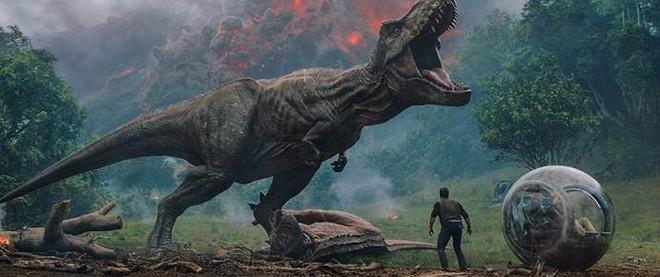 Vén màn bí mật đại phim trường hoành tráng trong bom tấn Thế giới khủng long - Ảnh 2.