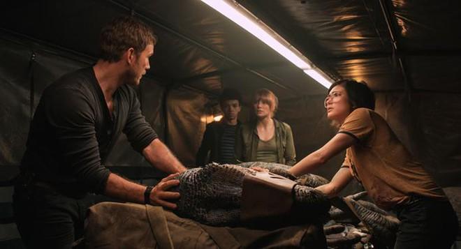 Vén màn bí mật đại phim trường hoành tráng trong bom tấn Thế giới khủng long - Ảnh 6.