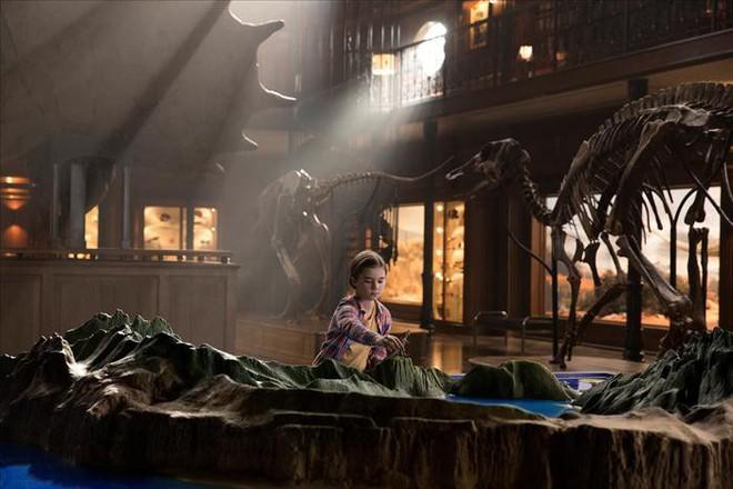 Vén màn bí mật đại phim trường hoành tráng trong bom tấn Thế giới khủng long - Ảnh 9.