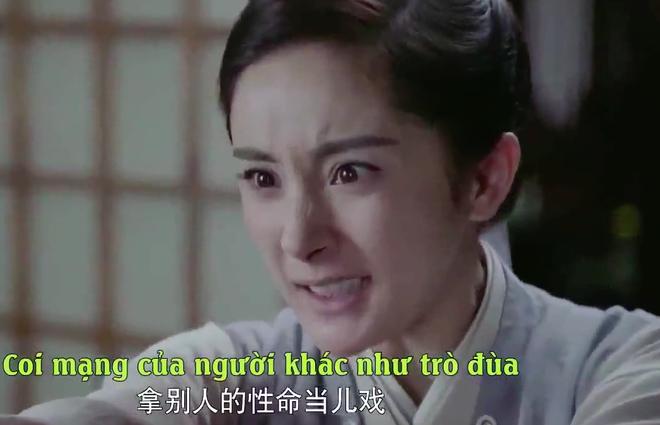 Fan nức lòng với cảnh Dương Mịch trả thù tình địch độc ác nhất Phù Dao - Ảnh 4.