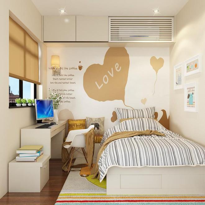 Để con tập trung học hơn, đạt thành tích tốt trong năm học tới, bố mẹ cần khắc phục những yếu tố phong thủy sau trong phòng ngủ của con - Ảnh 2.
