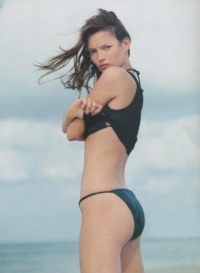 Kate Moss trở thành siêu mẫu đắt giá nhất nước Anh giữ dáng bằng những cách này - Ảnh 7.