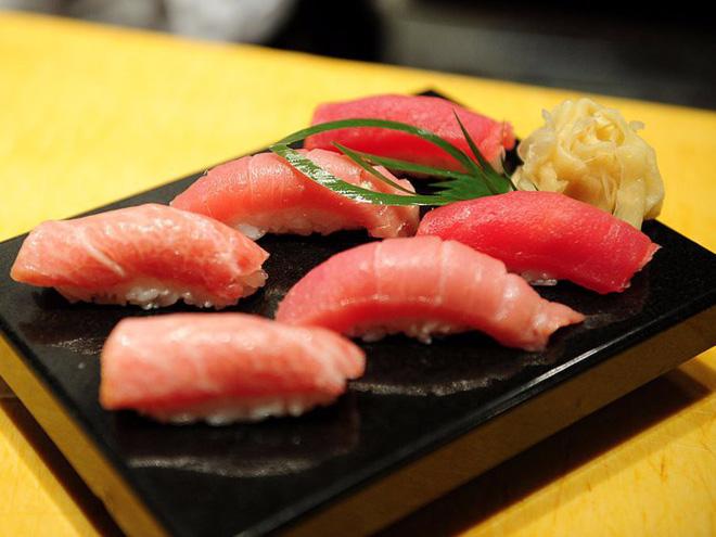 6 điều nhiều người dễ nhầm khi thưởng thức sushi - Ảnh 5.