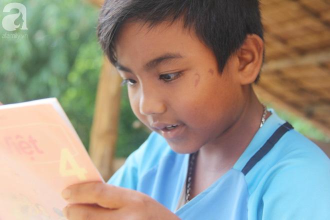 Ước mơ được đến trường của người cậu 10 tuổi phải nghỉ học để đi làm thuê góp tiền chữa bệnh cho cháu gái 7 tháng tuổi - Ảnh 15.