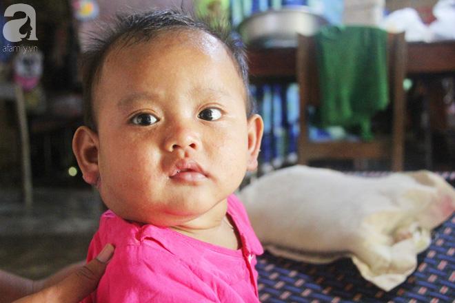 Ước mơ được đến trường của người cậu 10 tuổi phải nghỉ học để đi làm thuê góp tiền chữa bệnh cho cháu gái 7 tháng tuổi - Ảnh 4.