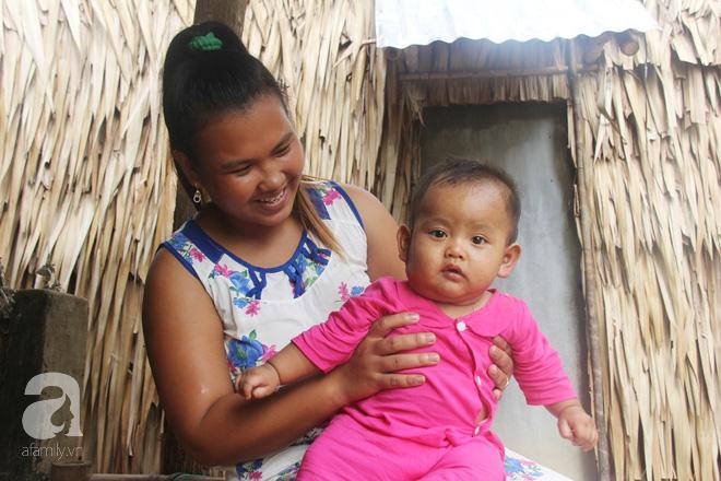 Ước mơ được đến trường của người cậu 10 tuổi phải nghỉ học để đi làm thuê góp tiền chữa bệnh cho cháu gái 7 tháng tuổi - Ảnh 13.