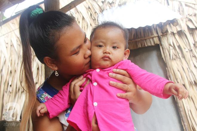 Ước mơ được đến trường của người cậu 10 tuổi phải nghỉ học để đi làm thuê góp tiền chữa bệnh cho cháu gái 7 tháng tuổi - Ảnh 9.