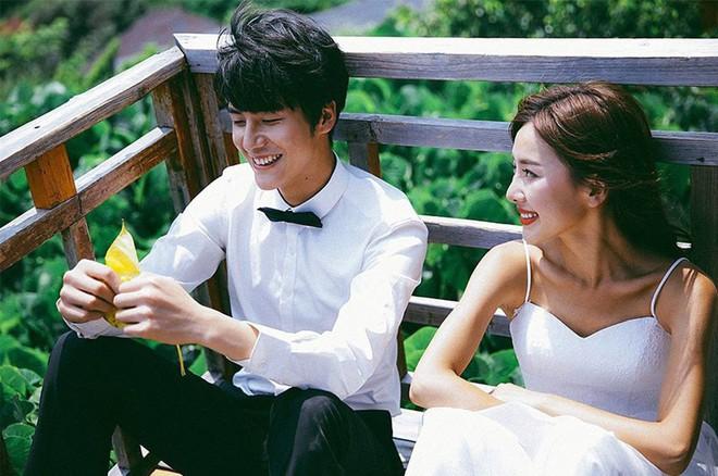 Bộ ảnh cưới đẹp mê đang khuấy đảo MXH: Thần thái quá đỗi tự nhiên, tình và mãn nguyện - Ảnh 6.