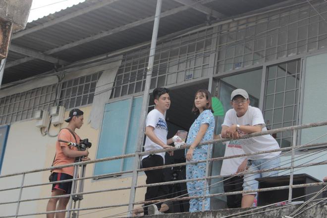 Hồ Quang Hiếu hóa công tử trà sữa - Ảnh 3.