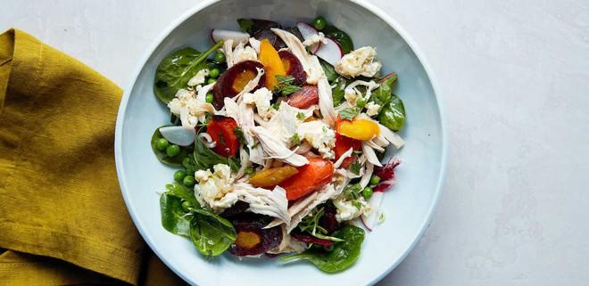 Gợi ý thực đơn giảm cân 7 ngày Eat Clean với 1200 calories/ngày - Ảnh 5.