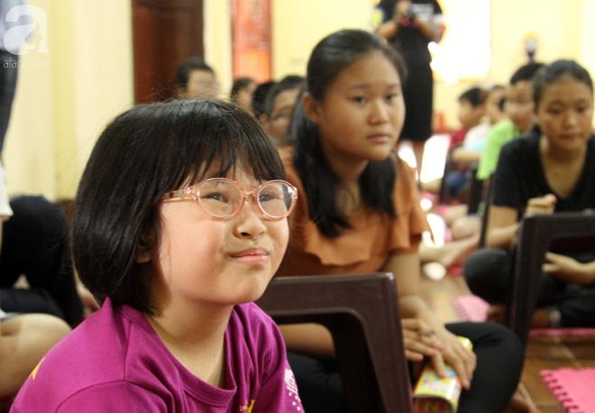 Mục sở thị lớp học tiếng Anh miễn phí nơi cửa Phật giữa lòng Thủ đô - Ảnh 7.