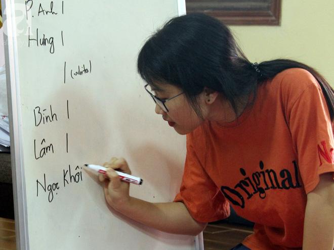 Mục sở thị lớp học tiếng Anh miễn phí nơi cửa Phật giữa lòng Thủ đô - Ảnh 11.