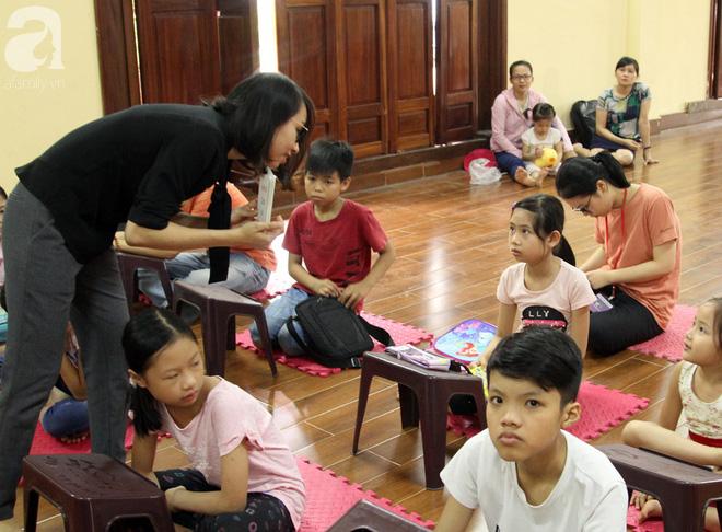 Mục sở thị lớp học tiếng Anh miễn phí nơi cửa Phật giữa lòng Thủ đô - Ảnh 8.