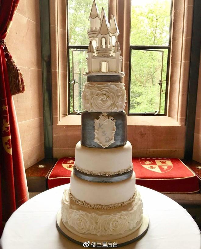 Đám cưới cổ tích tại lâu đài nước Anh của cặp mỹ nam hot nhất nhì châu Á - Ảnh 14.
