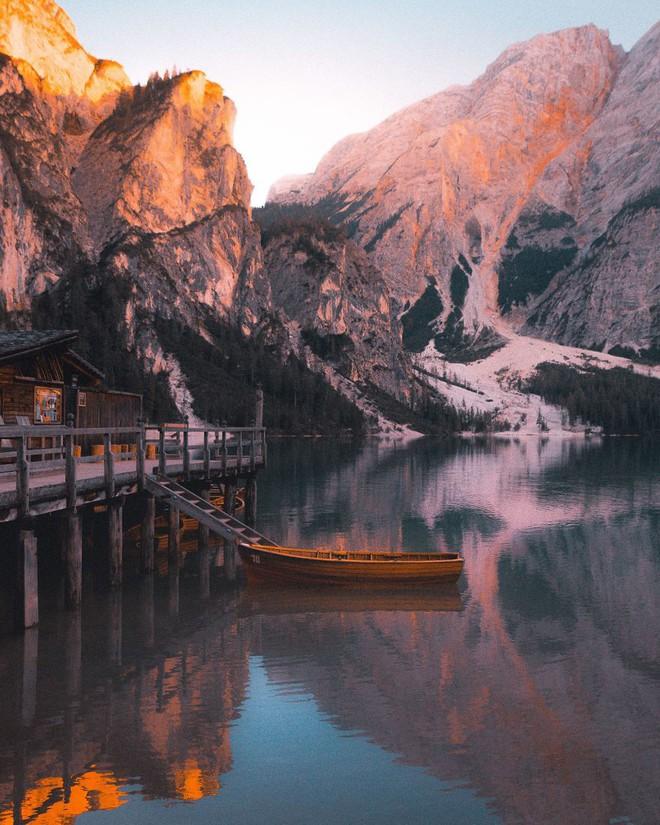 Những điểm du lịch đẹp như mơ khiến bạn không thể không đem lòng yêu nước Ý - Ảnh 10.