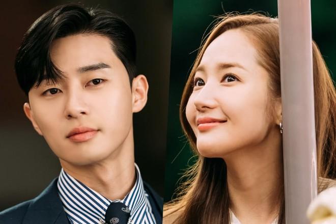 Thư ký Kim hé lộ hình ảnh Park Seo Joon hẹn hò Park Min Young cực lãng mạn - Ảnh 1.