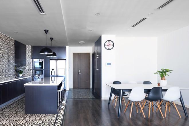 Ngắm căn hộ tối giản nhưng sang trọng và rất dễ ứng dụng cho nhà chung cư ở Cầu Giấy, Hà Nội - Ảnh 3.