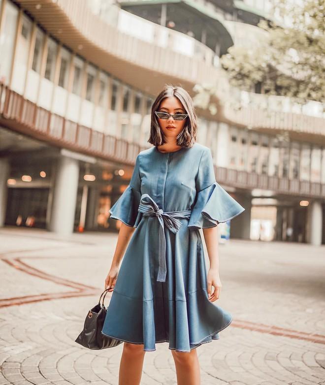 Street style diện toàn màu nền nã ngắm mãi không chán của các quý cô Châu Á - Ảnh 2.