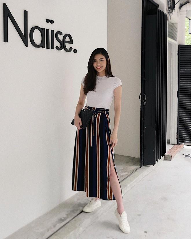 Street style diện toàn màu nền nã ngắm mãi không chán của các quý cô Châu Á - Ảnh 5.