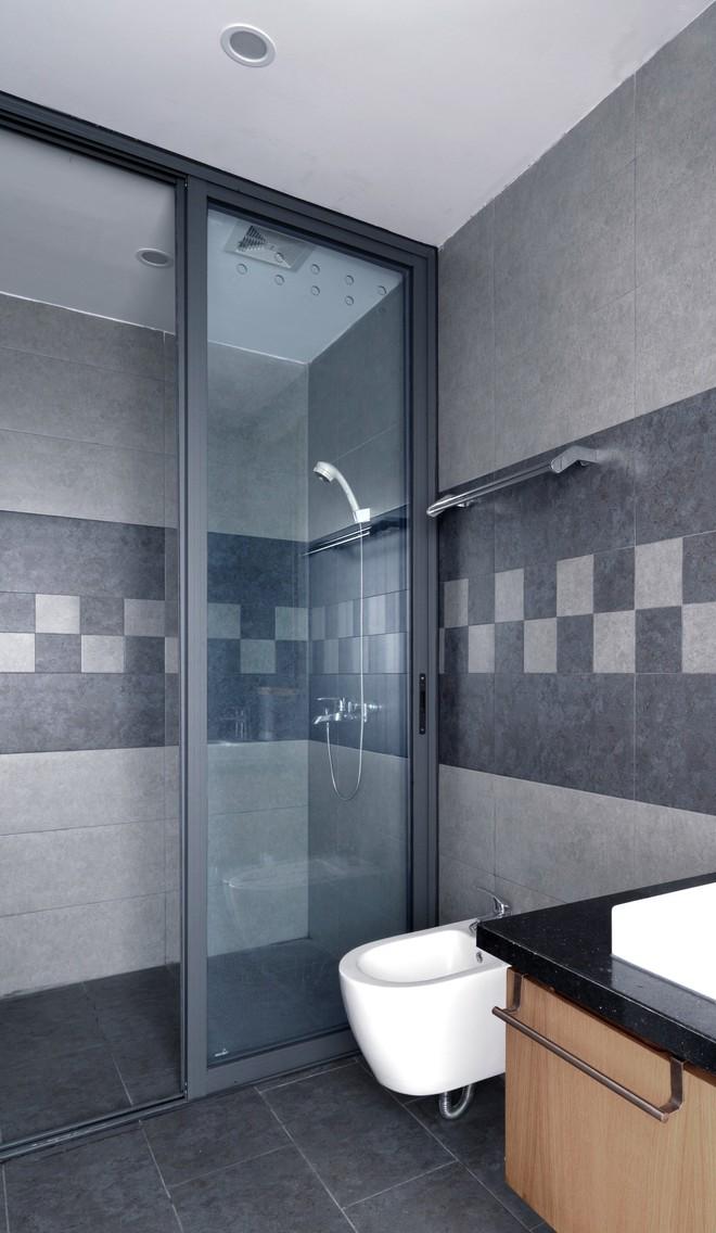 Ngắm căn hộ tối giản nhưng sang trọng và rất dễ ứng dụng cho nhà chung cư ở Cầu Giấy, Hà Nội - Ảnh 10.