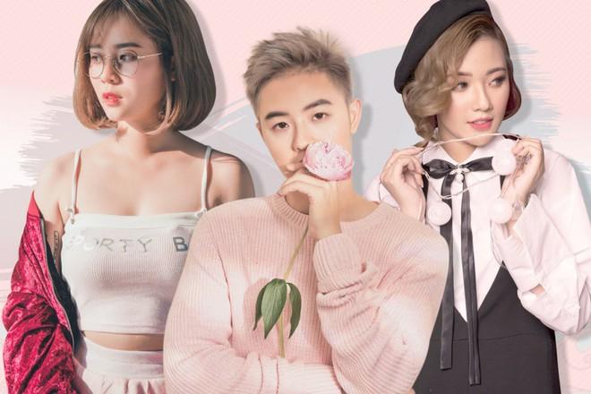 Mời hai gái xinh tham gia 2 MV cho cùng một ca khúc, Thanh Duy Idol nhận ngay quả ngọt - Ảnh 1.