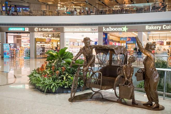Changi có nhiều tiện nghi mua sắm, giải trí thế này, bảo sao luôn nằm trong top sân bay được ưa thích nhất thế giới - Ảnh 12.