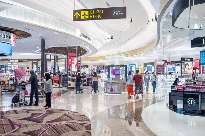 Changi có nhiều tiện nghi mua sắm, giải trí thế này, bảo sao luôn nằm trong top sân bay được ưa thích nhất thế giới - Ảnh 14.