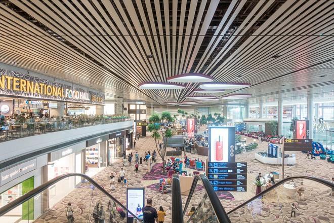 Changi có nhiều tiện nghi mua sắm, giải trí thế này, bảo sao luôn nằm trong top sân bay được ưa thích nhất thế giới - Ảnh 1.