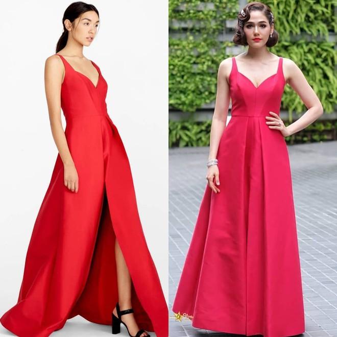 Không chỉ dừng lại ở yêu nữ hàng hiệu mỹ nhân đẹp nhất xứ chùa vàng Chompoo Araya còn mặc đồ hiệu đẹp hơn cả người mẫu trình diễn - Ảnh 2.