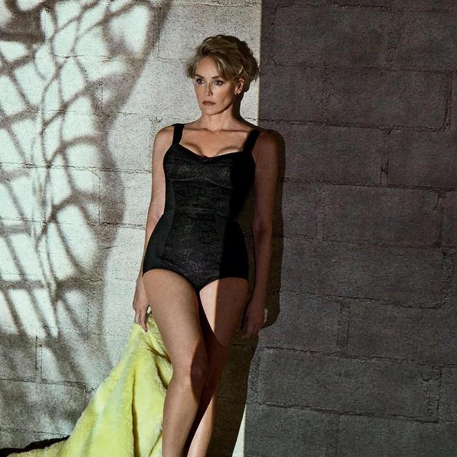 Người đẹp Bản Năng Gốc Sharon Stone và bí quyết giữ thân hình nóng bỏng nuột nà bất chấp đã bước sang tuổi 60 - Ảnh 8.