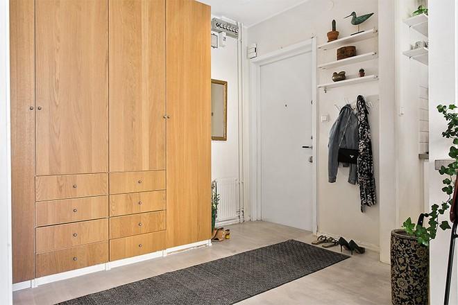 Căn hộ 35m² duyên dáng như nàng thơ, một thiết kế không thể hợp lý hơn cho các gia đình trẻ - Ảnh 1.