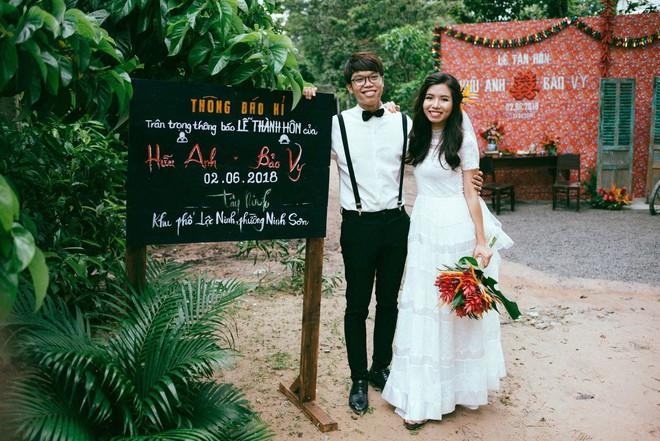 Chàng quản lí của Chi Pu dựng rạp làm đám cưới style ông bà anh vừa chất, vừa vui ngất - Ảnh 8.
