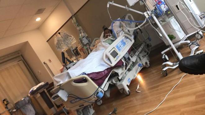 Sử dụng vòng tránh thai, ngón chân tôi bị hoại tử khủng khiếp - bi kịch của bà mẹ 25 tuổi - Ảnh 4.