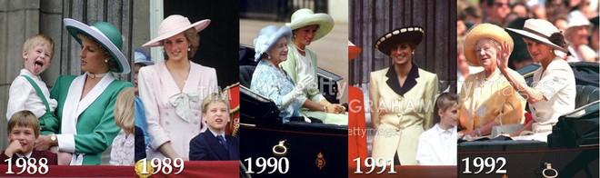Meghan Markle lại tiếp tục phá vỡ quy tắc trang phục mà Công nương Diana và Kate Middleton chưa dám làm - Ảnh 12.