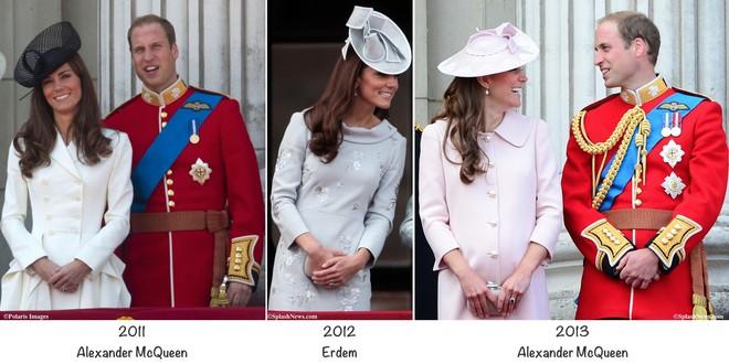 Meghan Markle lại tiếp tục phá vỡ quy tắc trang phục mà Công nương Diana và Kate Middleton chưa dám làm - Ảnh 9.